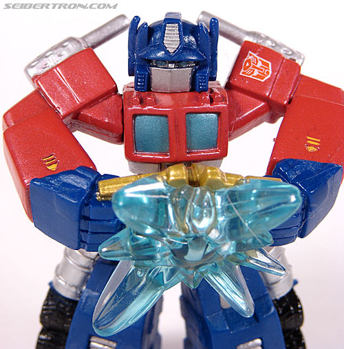 Transformers Robot Heroes Optimus Prime with Matrix (G1) (Image #7 of 35)