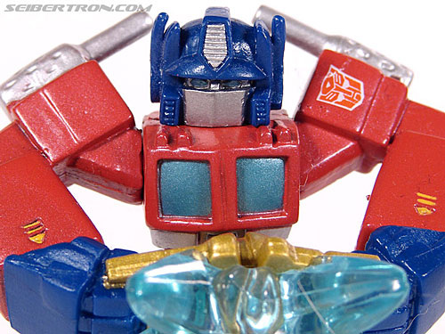 Transformers Robot Heroes Optimus Prime with Matrix (G1) (Image #8 of 35)