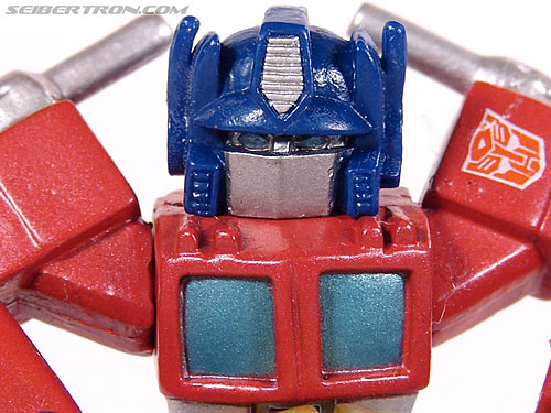 Transformers Robot Heroes Optimus Prime with Matrix (G1) (Image #9 of 35)