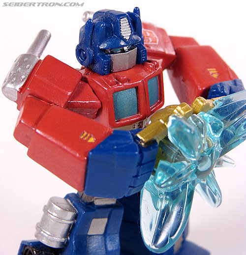 Transformers Robot Heroes Optimus Prime with Matrix (G1) (Image #10 of 35)