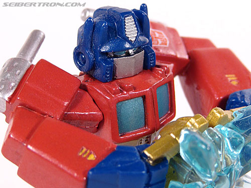 Transformers Robot Heroes Optimus Prime with Matrix (G1) (Image #11 of 35)