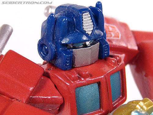 Transformers Robot Heroes Optimus Prime with Matrix (G1) (Image #12 of 35)