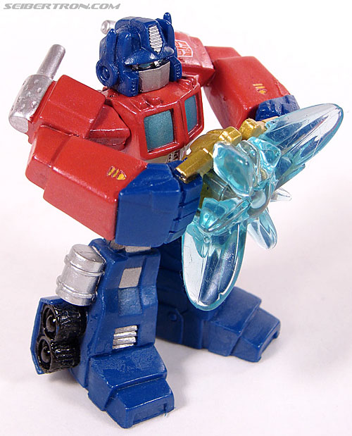 Transformers Robot Heroes Optimus Prime with Matrix (G1) (Image #13 of 35)