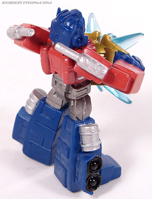 Transformers Robot Heroes Optimus Prime with Matrix (G1) (Image #15 of 35)