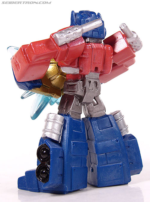 Transformers Robot Heroes Optimus Prime with Matrix (G1) (Image #17 of 35)