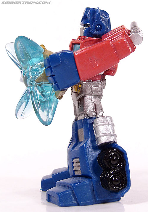 Transformers Robot Heroes Optimus Prime with Matrix (G1) (Image #18 of 35)