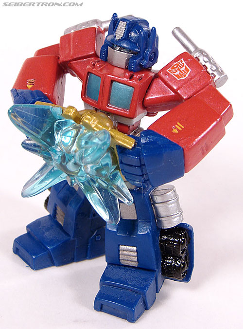 Transformers Robot Heroes Optimus Prime with Matrix (G1) (Image #21 of 35)