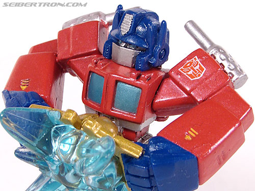 Transformers Robot Heroes Optimus Prime with Matrix (G1) (Image #22 of 35)