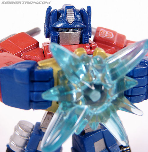 Transformers Robot Heroes Optimus Prime with Matrix (G1) (Image #25 of 35)