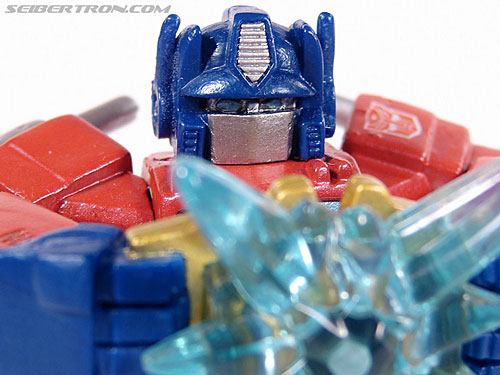 Robot Heroes Optimus Prime with Matrix (G1) gallery