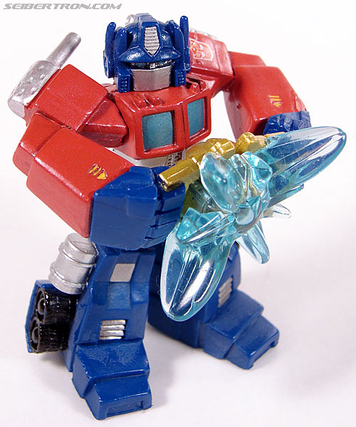 Transformers Robot Heroes Optimus Prime with Matrix (G1) (Image #27 of 35)