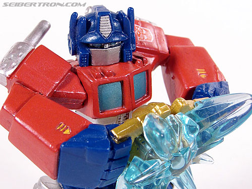 Transformers Robot Heroes Optimus Prime with Matrix (G1) (Image #28 of 35)