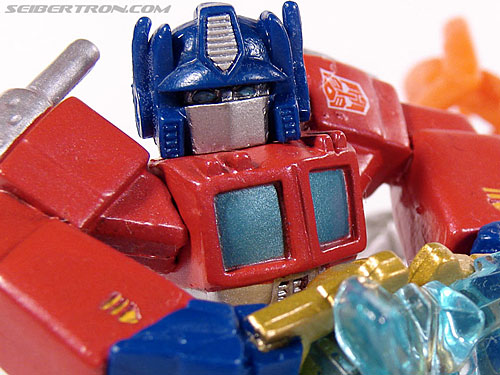 Transformers Robot Heroes Optimus Prime with Matrix (G1) (Image #31 of 35)