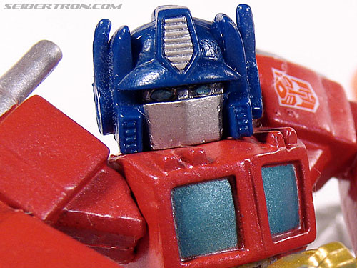Transformers Robot Heroes Optimus Prime with Matrix (G1) (Image #32 of 35)