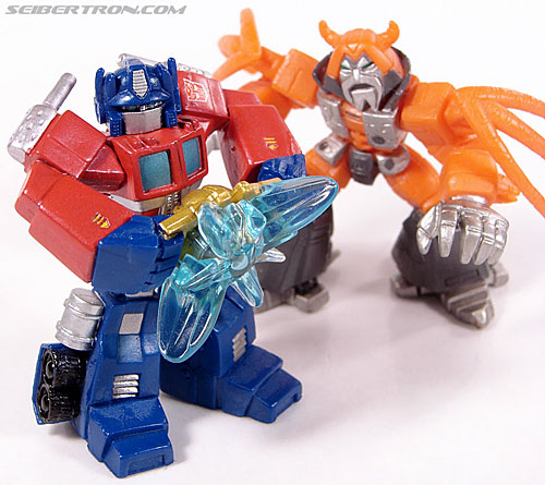 Transformers Robot Heroes Optimus Prime with Matrix (G1) (Image #33 of 35)