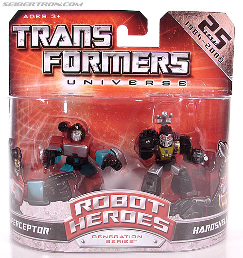 Transformers Robot Heroes Perceptor (G1) (Image #1 of 41)