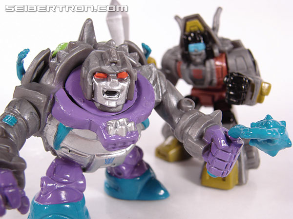 Transformers Robot Heroes Sharkticon (G1: Gnaw) (Image #28 of 35)