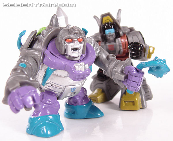 Transformers Robot Heroes Sharkticon (G1: Gnaw) (Image #30 of 35)