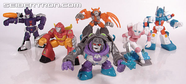 Transformers Robot Heroes Sharkticon (G1: Gnaw) (Image #32 of 35)