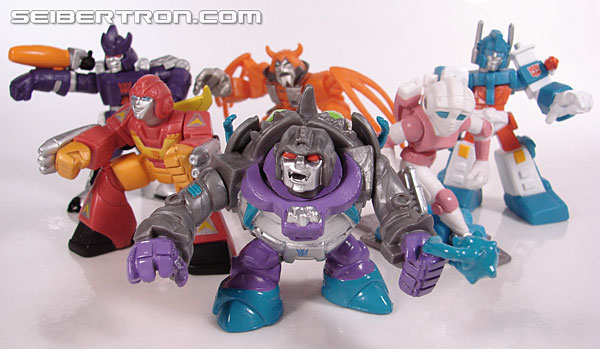 Transformers Robot Heroes Sharkticon (G1: Gnaw) (Image #33 of 35)