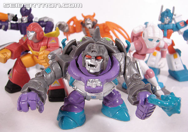 Transformers Robot Heroes Sharkticon (G1: Gnaw) (Image #34 of 35)