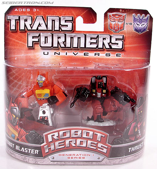 Transformers Robot Heroes Thrust (G1) (Image #1 of 37)