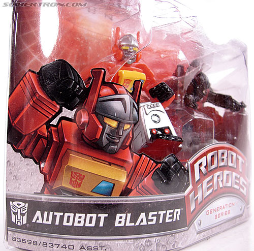 Transformers Robot Heroes Thrust (G1) (Image #4 of 37)