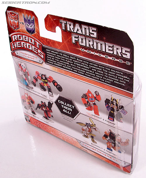 Transformers Robot Heroes Thrust (G1) (Image #7 of 37)