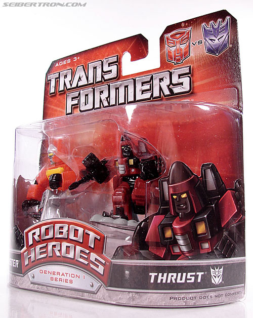 Transformers Robot Heroes Thrust (G1) (Image #10 of 37)