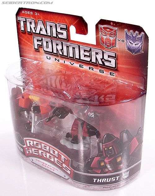 Transformers Robot Heroes Thrust (G1) (Image #13 of 37)