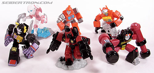 Transformers Robot Heroes Thrust (G1) (Image #35 of 37)