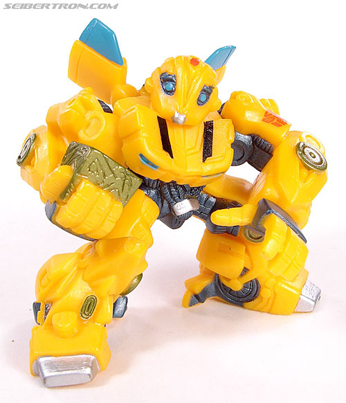 Transformers Robot Heroes Armor Bumblebee (Movie) (Image #1 of 26)