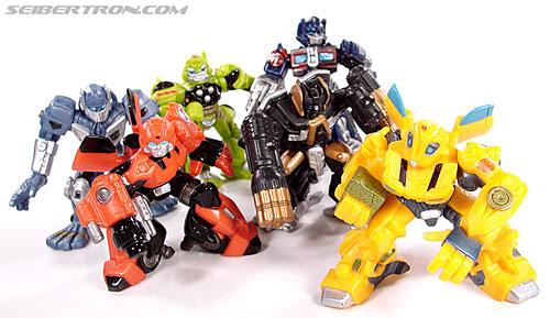 Transformers Robot Heroes Armor Bumblebee (Movie) (Image #26 of 26)