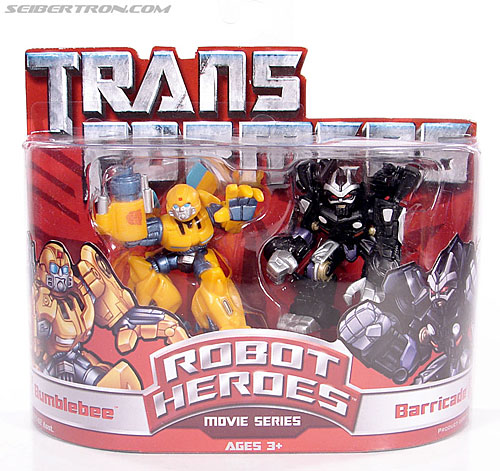 Transformers Robot Heroes Barricade (Movie) (Image #1 of 44)