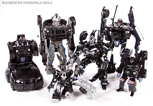 Transformers Robot Heroes Barricade (Movie) (Image #43 of 44)