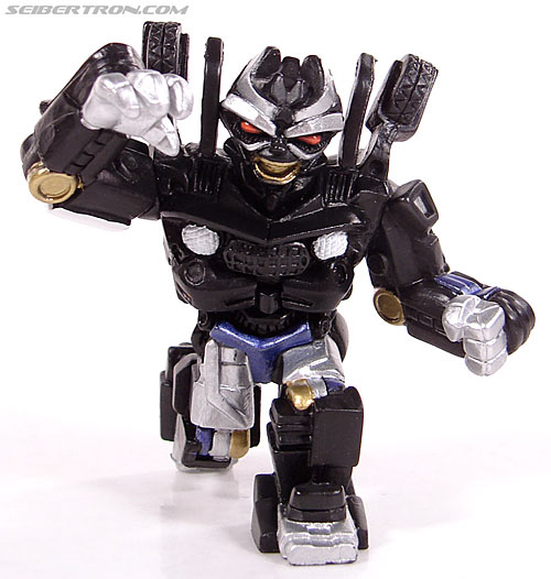 Transformers Robot Heroes Barricade (Movie) (Image #7 of 31)