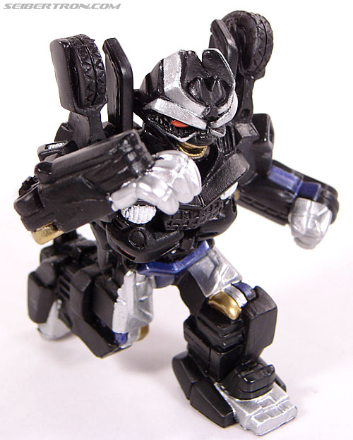 Transformers Robot Heroes Barricade (Movie) (Image #10 of 31)