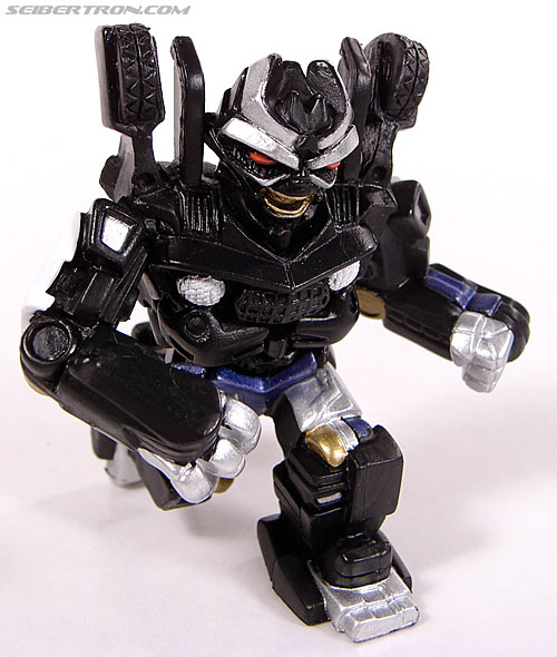 Transformers Robot Heroes Barricade (Movie) (Image #20 of 31)