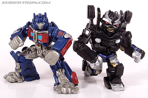 Transformers Robot Heroes Barricade (Movie) (Image #27 of 31)