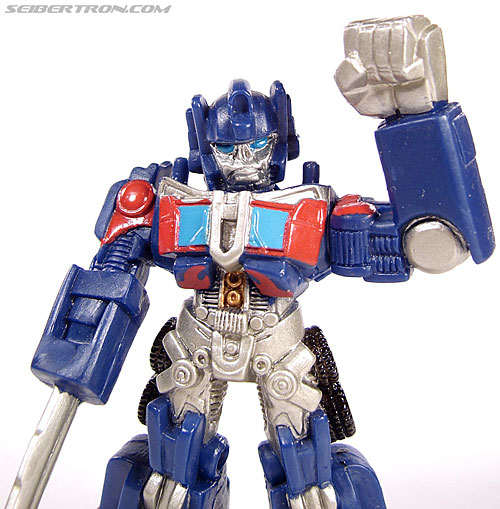Transformers Robot Heroes Battle Blade Optimus Prime (Movie) (Image #1 of 31)