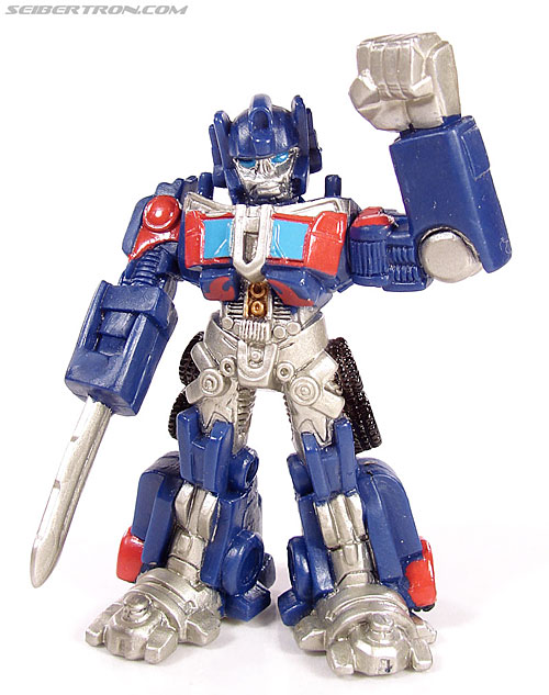 Transformers Robot Heroes Battle Blade Optimus Prime (Movie) (Image #5 of 31)