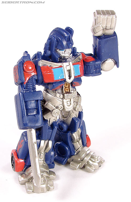 Transformers Robot Heroes Battle Blade Optimus Prime (Movie) (Image #6 of 31)