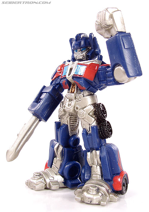 Transformers Robot Heroes Battle Blade Optimus Prime (Movie) (Image #10 of 31)
