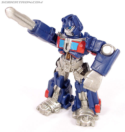 Transformers Robot Heroes Battle Blade Optimus Prime (Movie) (Image #15 of 31)