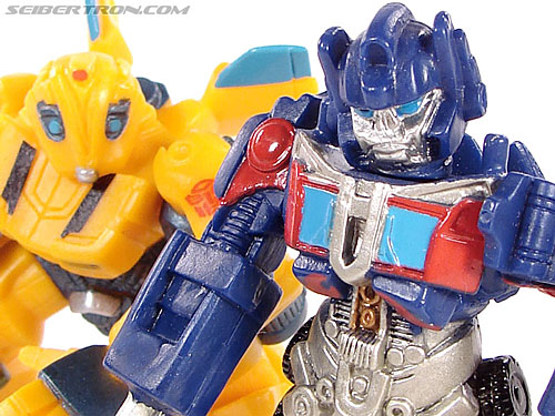 Transformers Robot Heroes Battle Blade Optimus Prime (Movie) (Image #24 of 31)