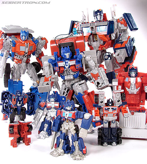 Transformers Robot Heroes Battle Blade Optimus Prime (Movie) (Image #30 of 31)