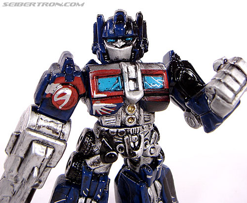 Transformers Robot Heroes Battle Damaged Optimus Prime (Movie) (Image #1 of 25)