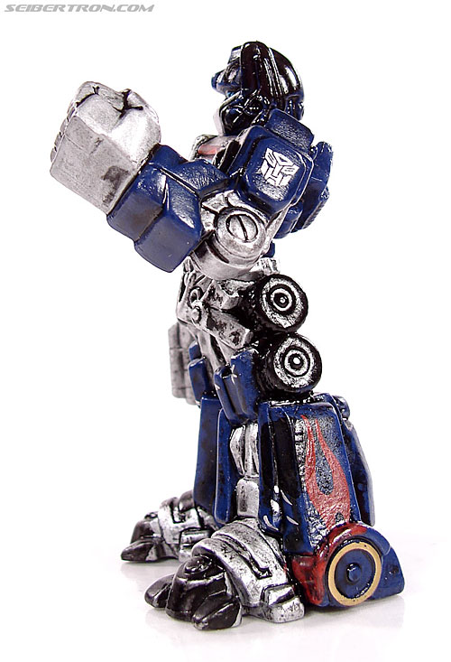 Transformers Robot Heroes Battle Damaged Optimus Prime (Movie) (Image #8 of 25)