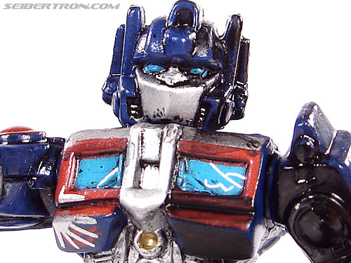 Transformers Robot Heroes Battle Damaged Optimus Prime (Movie) (Image #13 of 25)