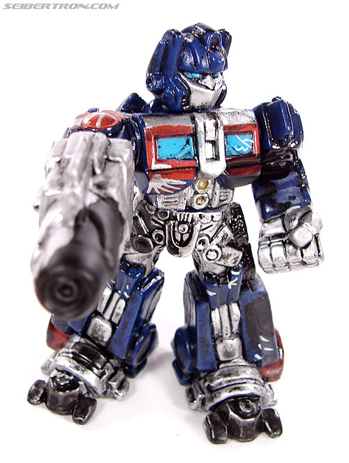 Transformers Robot Heroes Battle Damaged Optimus Prime (Movie) (Image #15 of 25)